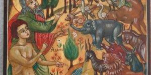 """""""Адам дава имена на животните"""" - реплика от Арбанаси"""