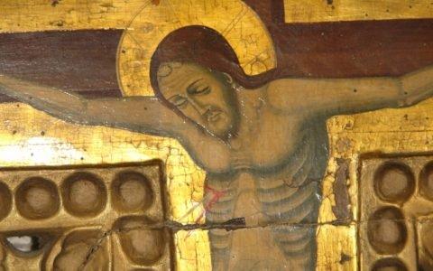 Детайл от кръста преди реставрация-4