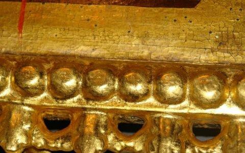 Детайл от кръста след реставрация-3