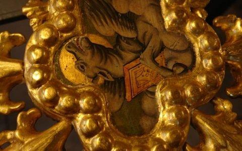 Детайл от кръста след реставрация-5
