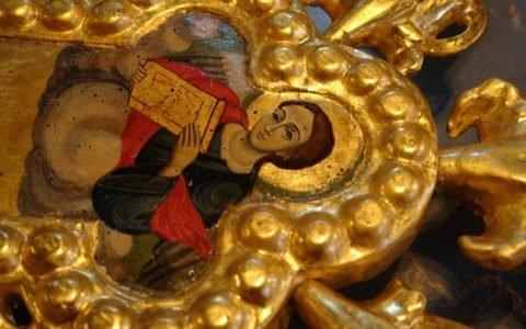 Детайл от кръста след реставрация-6
