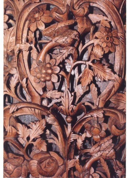 детайл от иконостаса след реставрация-3