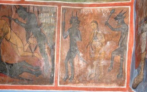 Детайл от западната стена след реставрация-3