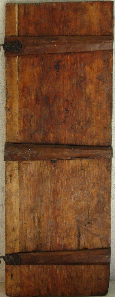 Иконата Св. Арх. Михаил - гръб след реставрация
