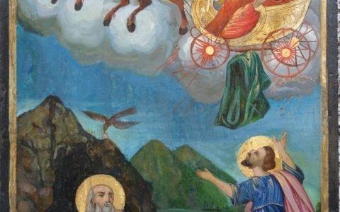 Иконата Св. Пророк Илия-2