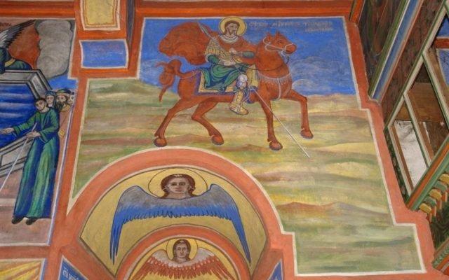 Св. Теодор Стратилат след реставрация